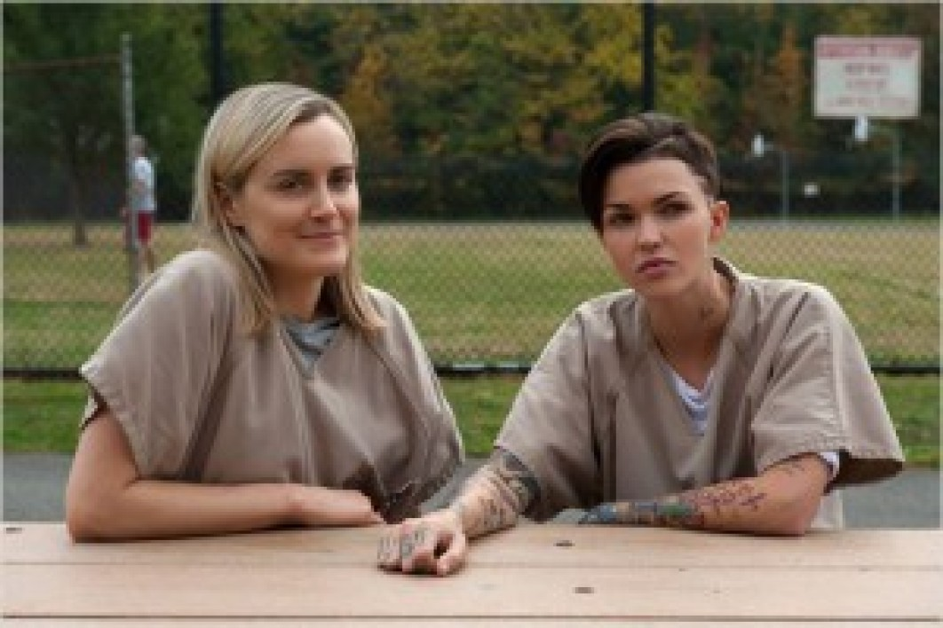 Orange Is The New Black : Taylor Schilling se blesse lors... d'une scène de sexe