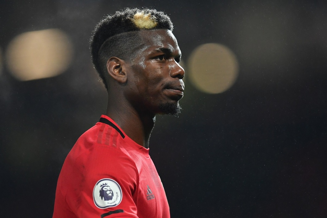 Manchester United: Pogba encore absent quelques semaines