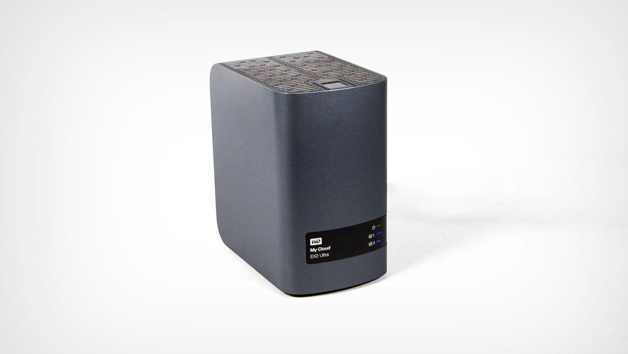 WD My Cloud EX2 Ultra 8 To