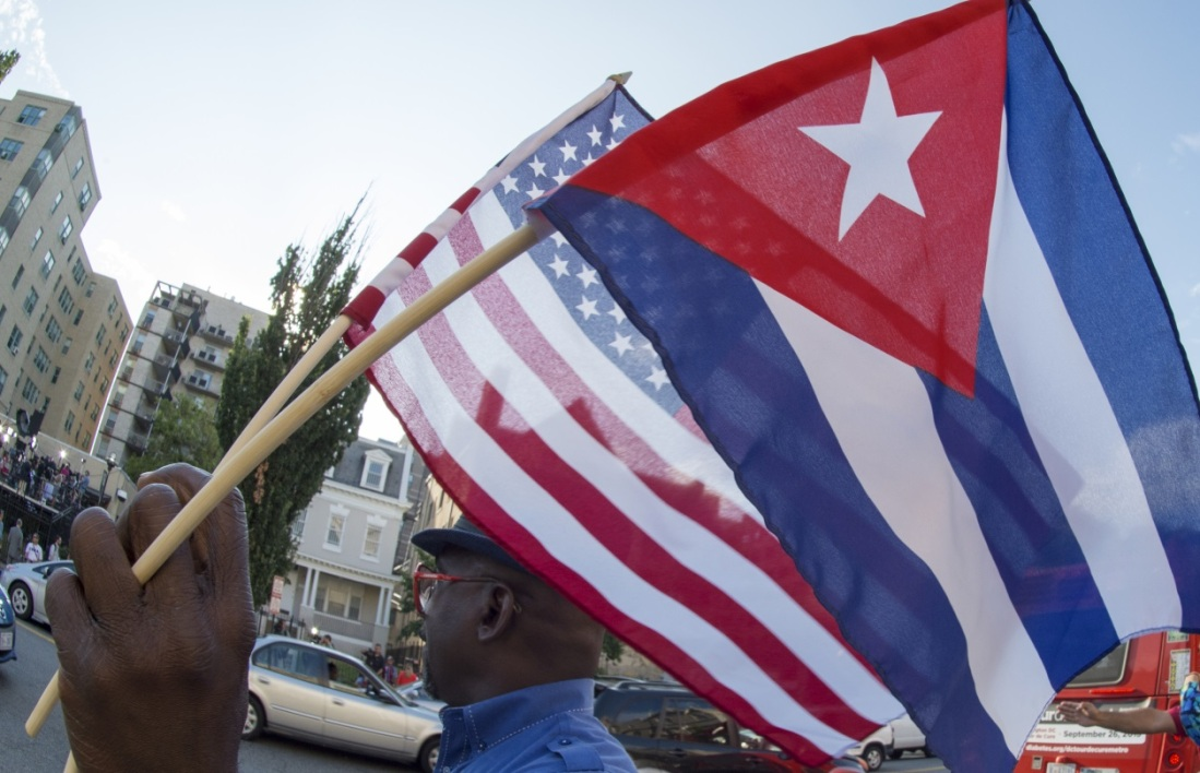 Les relations s'apaisent entre Cuba et Washington.