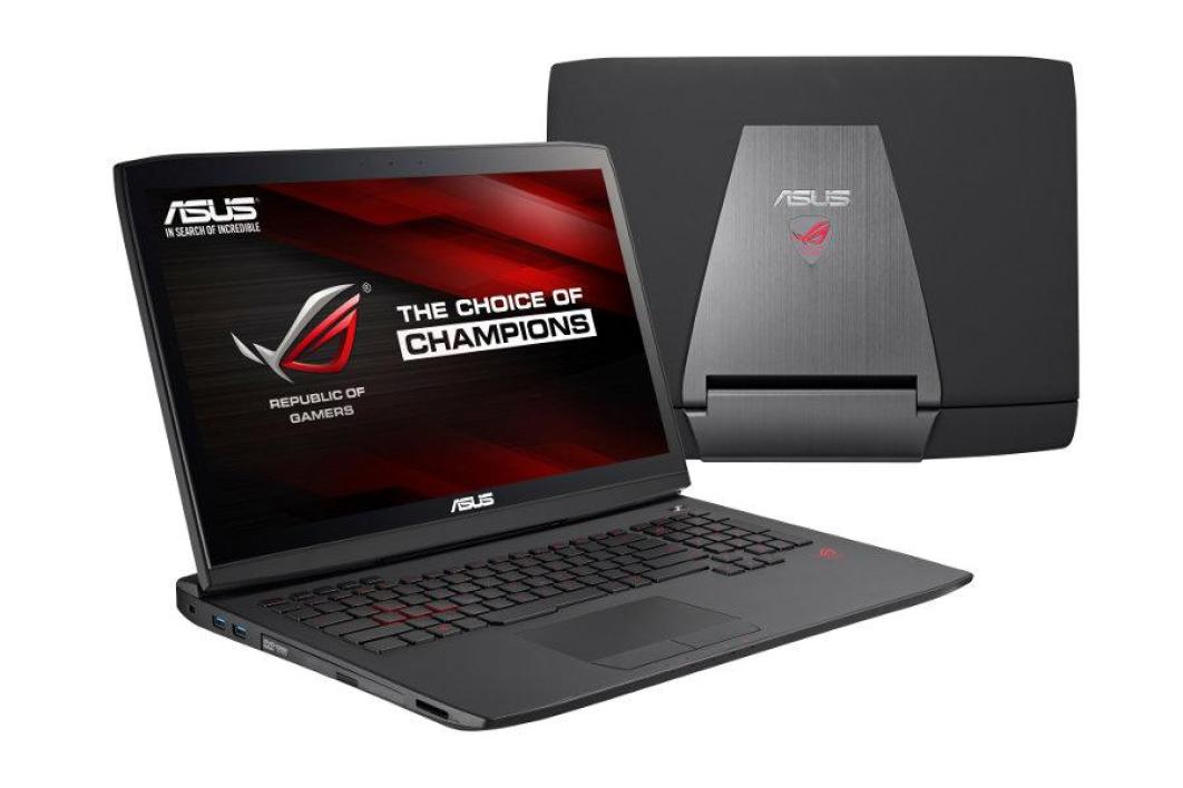 asus rog g751 g751jt t7016h le test complet. Black Bedroom Furniture Sets. Home Design Ideas