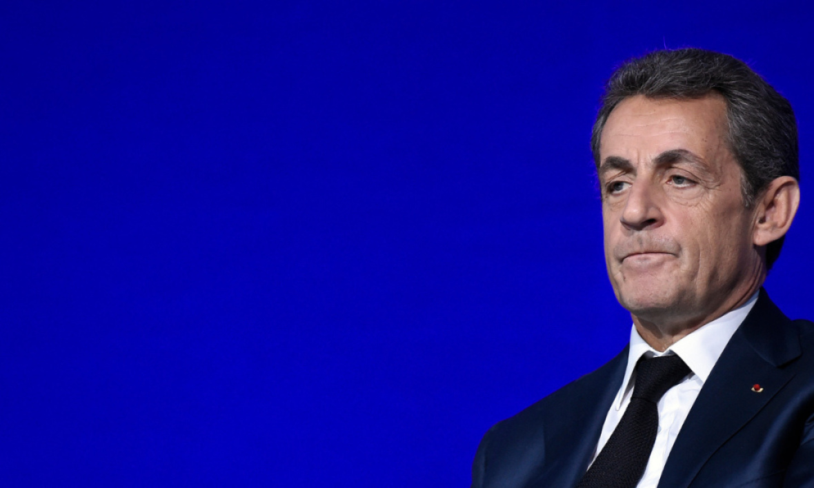 "Nicolas Sarkozy a orienté ce meeting sur ""l&squot;islam politique"" (photo d&squot;illustration)"