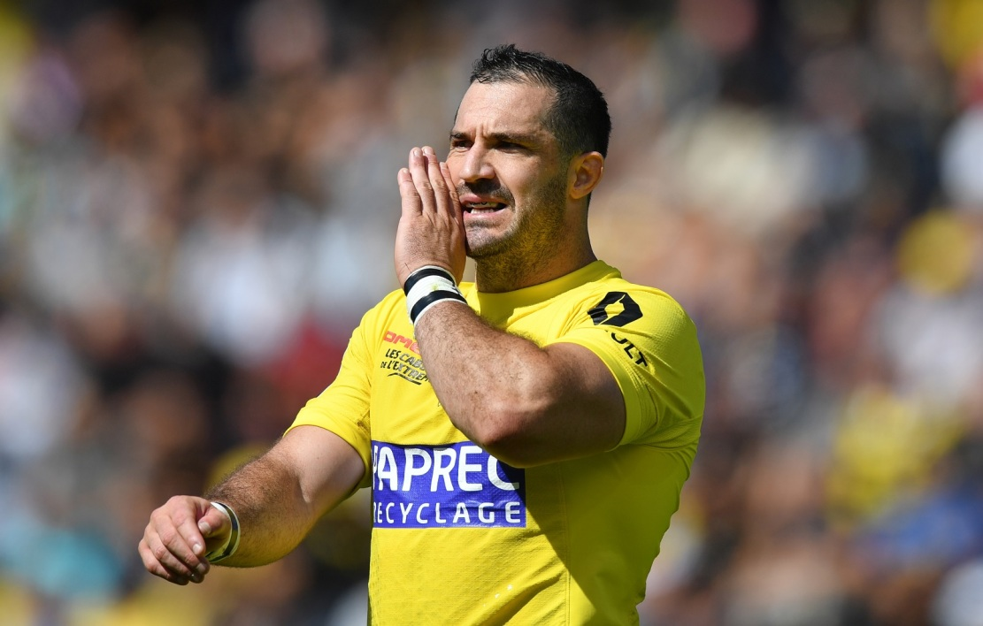 Scott Spedding pourrait rebondir à Castres