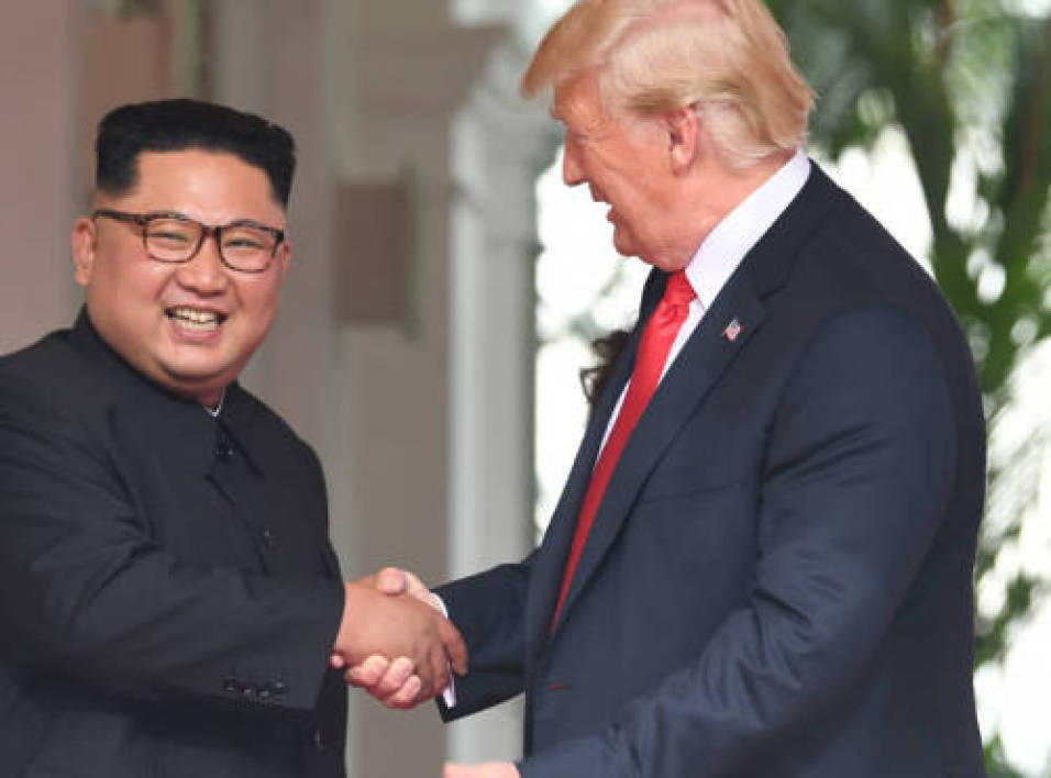 Le document signé par Donald Trump et Kim Jong-un