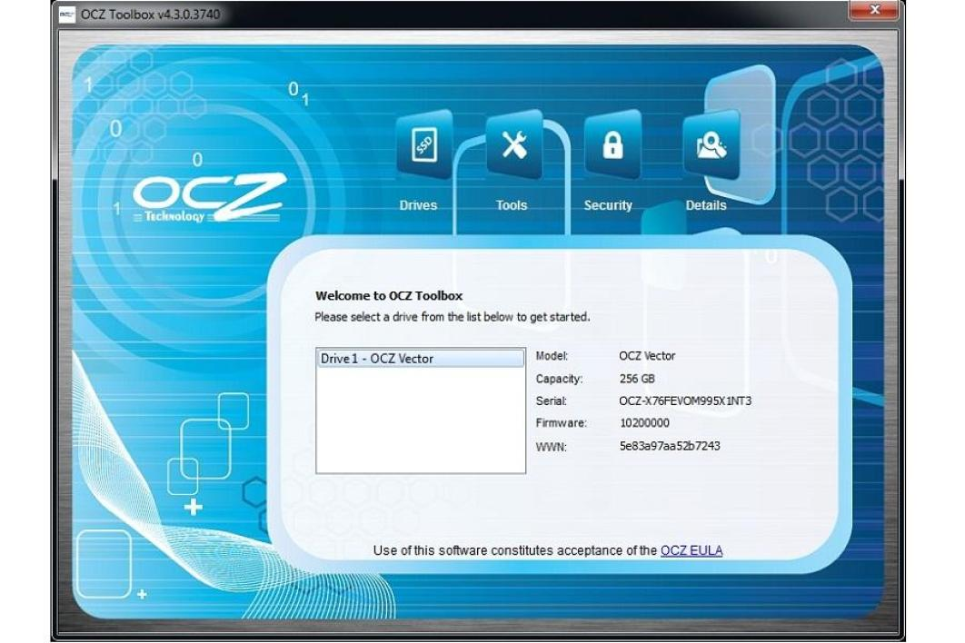OCZ Technology Vector 256 Go