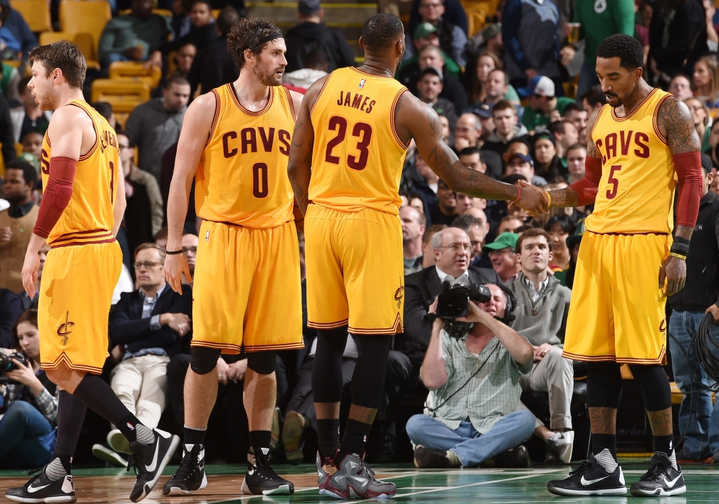 NBA : Cleveland calme Boston