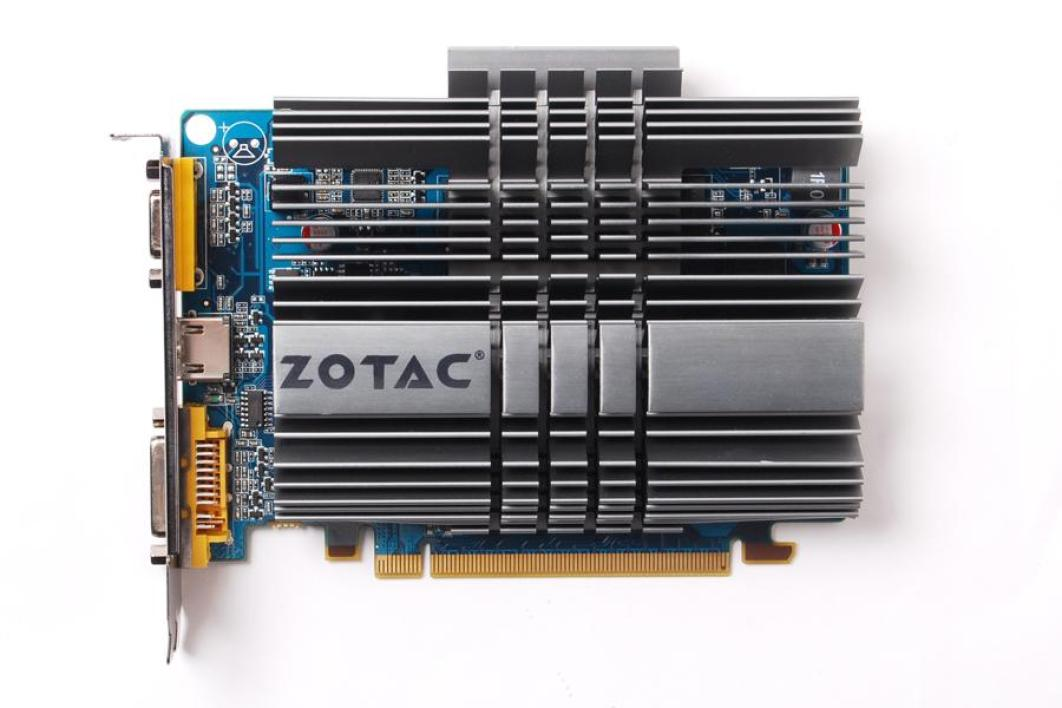 Zotac GeForce GT 220 ZONE Edition