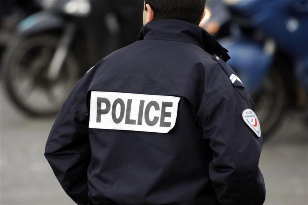 Un policier en service (PHOTO D'ILLUSTRATION)