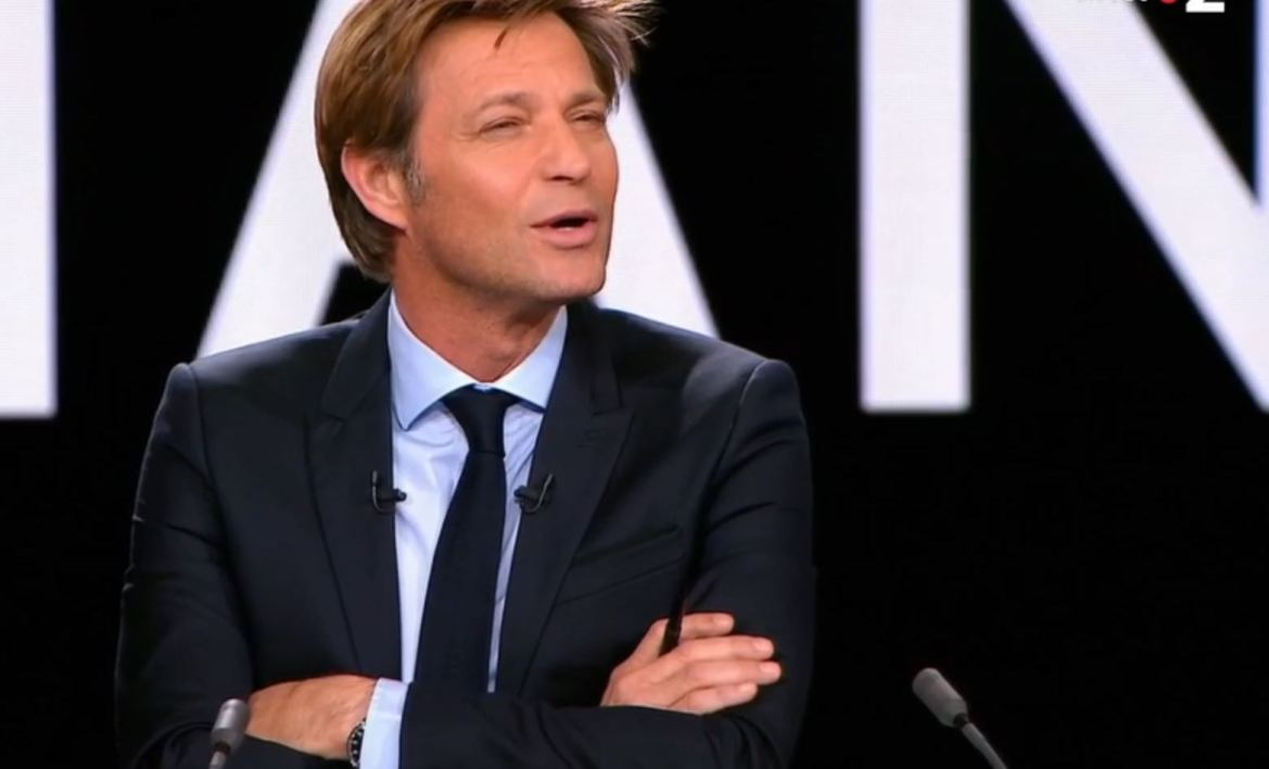 Quand Michel Denisot déstabilise Laurent Delahousse