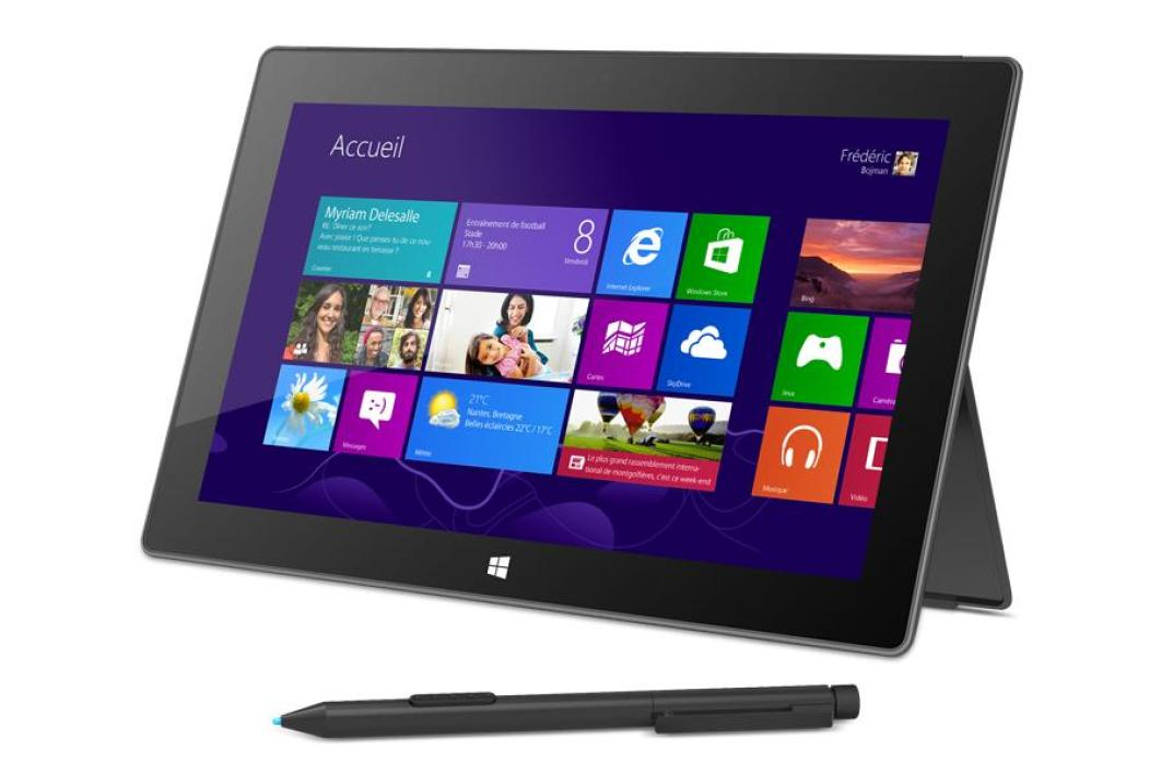 Microsoft Surface Professionnel
