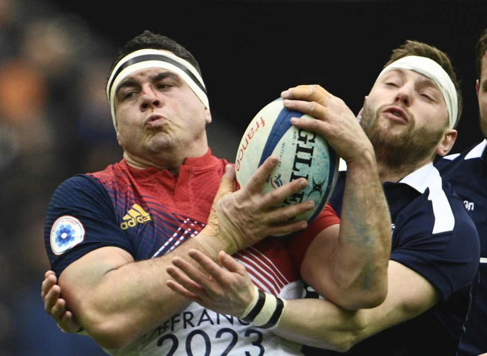 Guilhem Guirado, le capitaine du XV de France