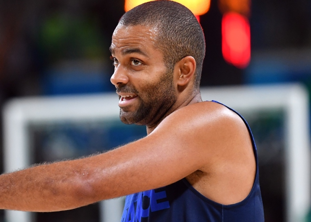Basket: on en sait plus sur le jubilé de Tony Parker