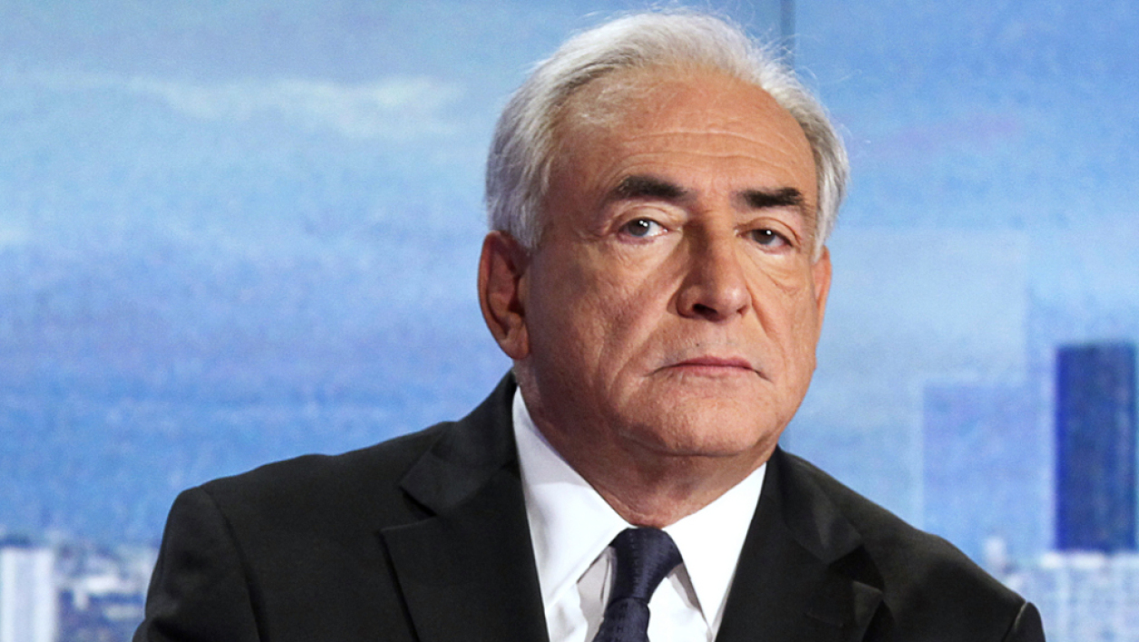 Dominique Strauss-Kahn DSK TF1