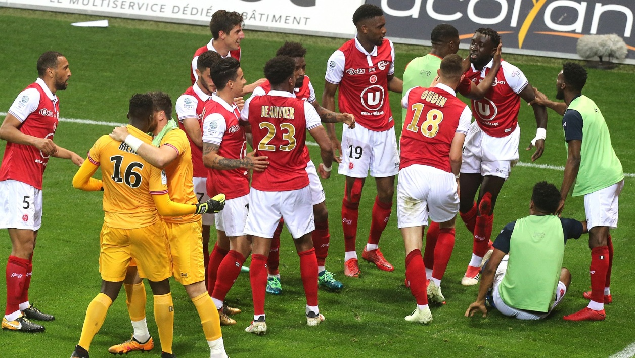 France: Reims champion de Ligue 2 et promu en Ligue 1