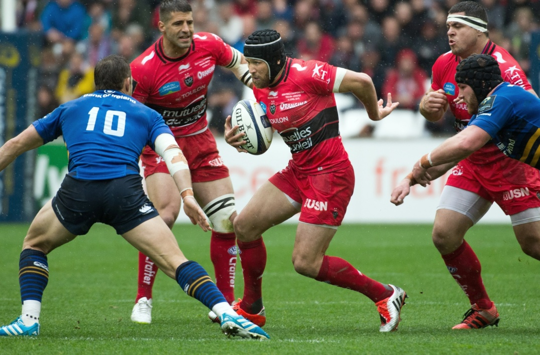Champions Cup : Toulon-Leinster en direct