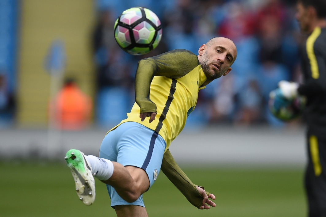 Pablo Zabaleta quitte Man City