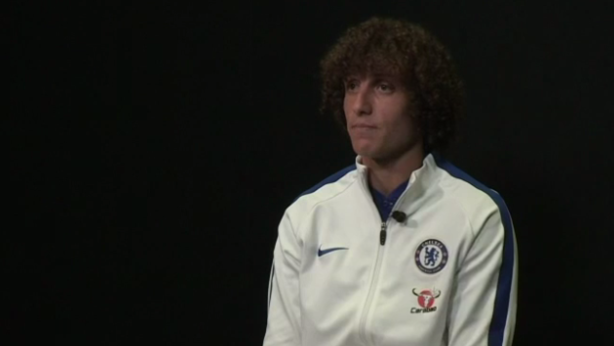 "VIDEO. David Luiz: ""Neymar a choisi Paris car c'est un grand club"""