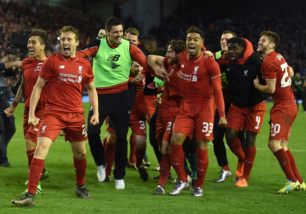 EN VIDEO - League Cup: Liverpool en finale sur le fil