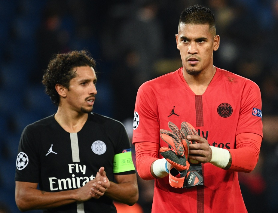 Mercato: accord PSG-Areola pour prolonger