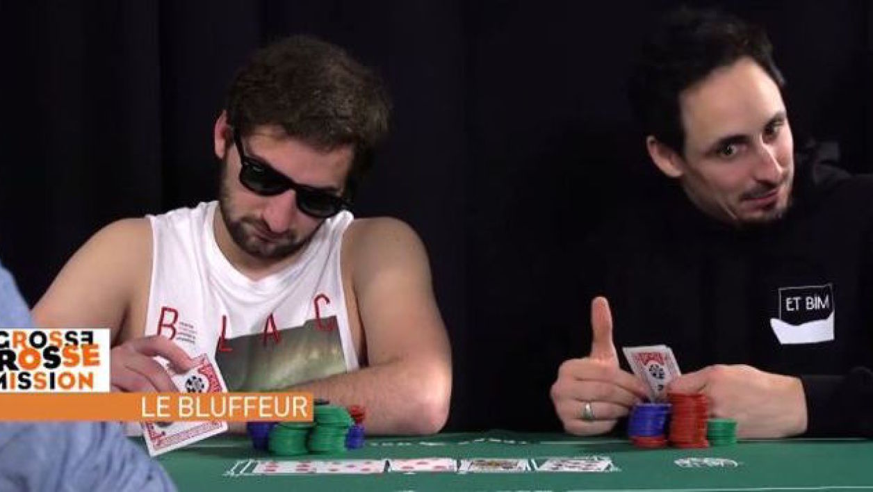 Top 8 des joueurs insupportables au poker ! - VIDEO