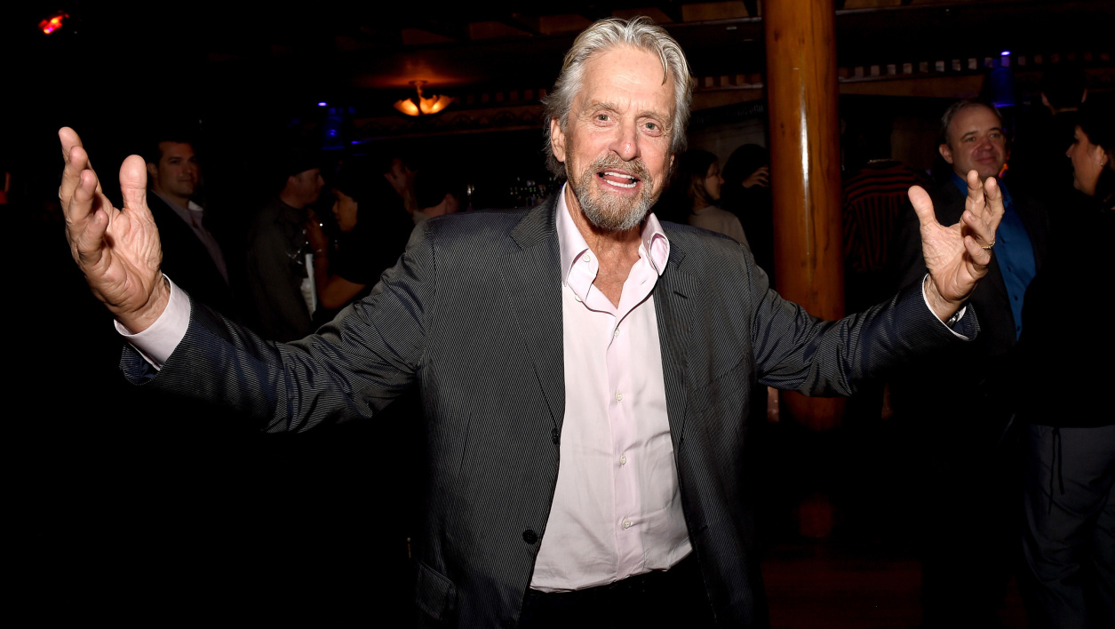 Michael Douglas en septembre 2017 à Los Angeles
