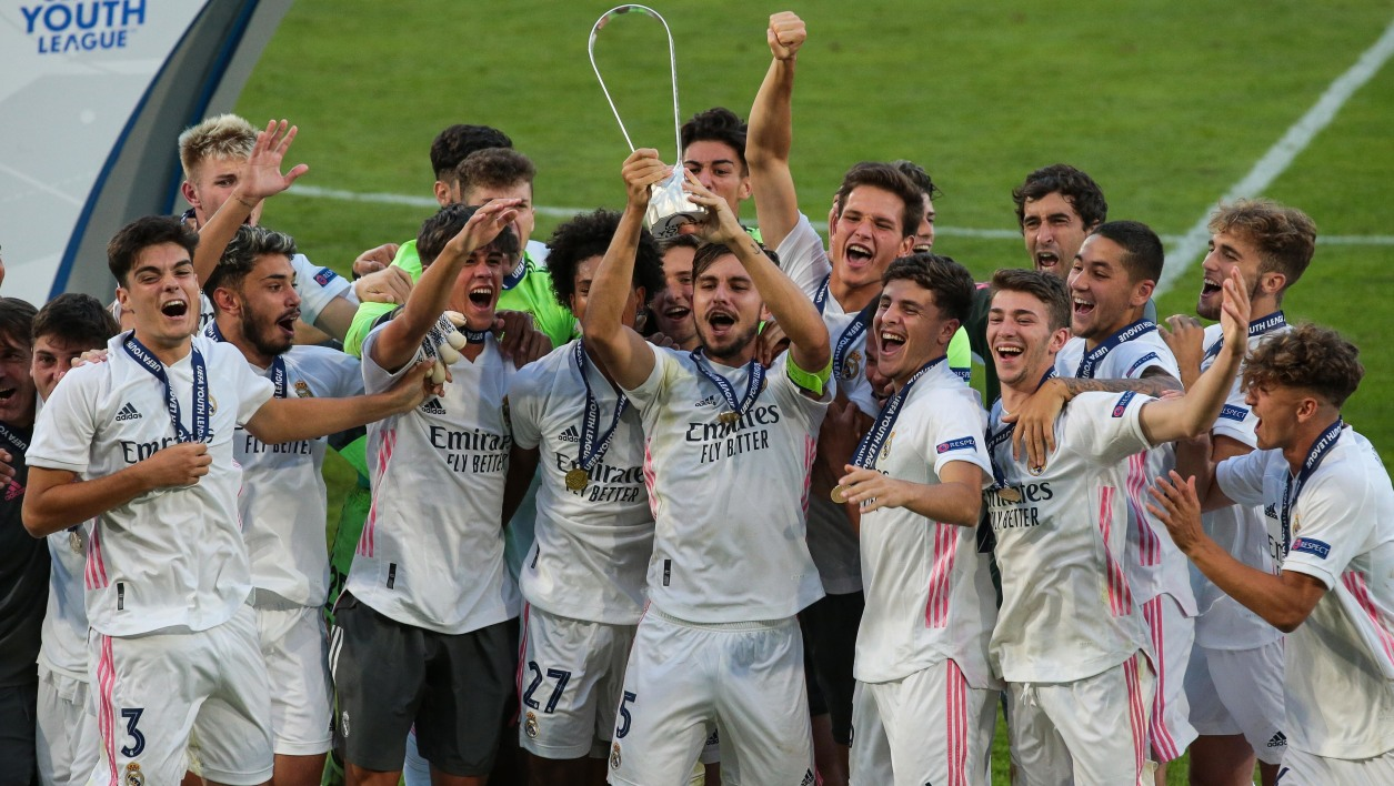 Youth League Real Madrid