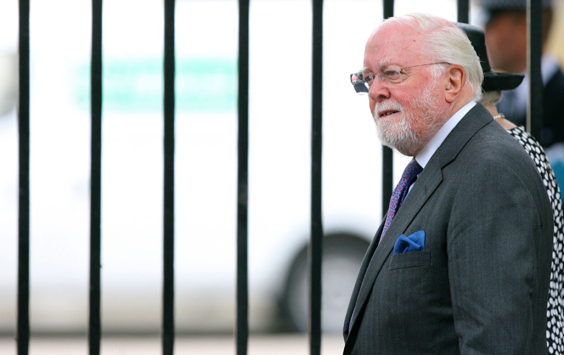 mort Richard Attenborough