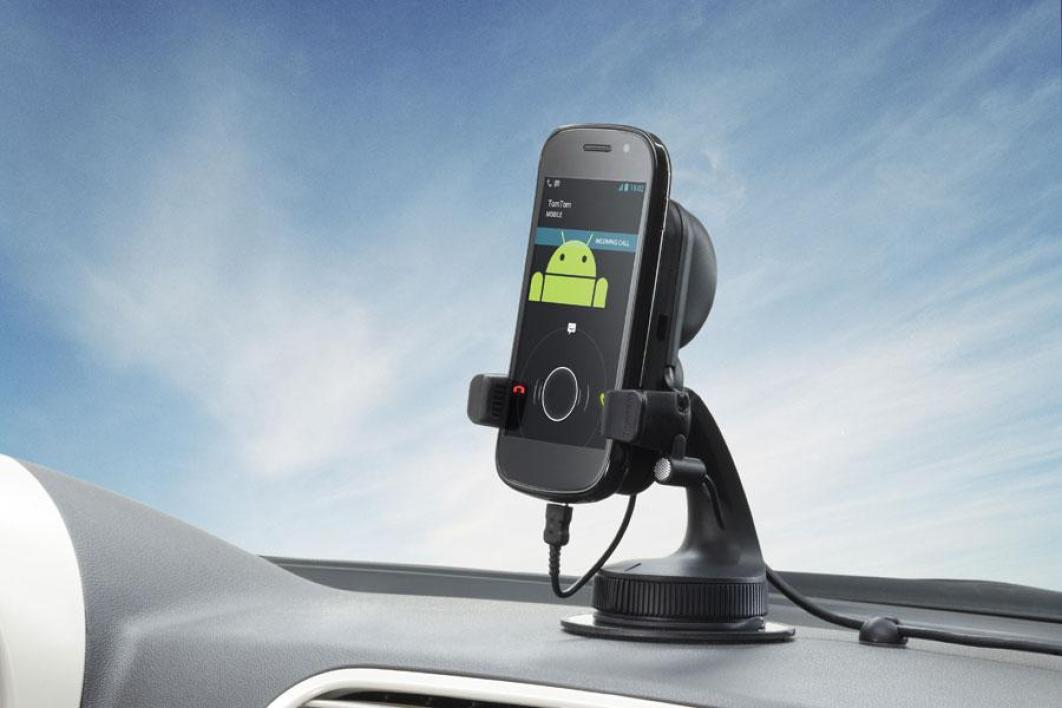 Tomtom Kit Voiture Mains Libres pour Smartphone