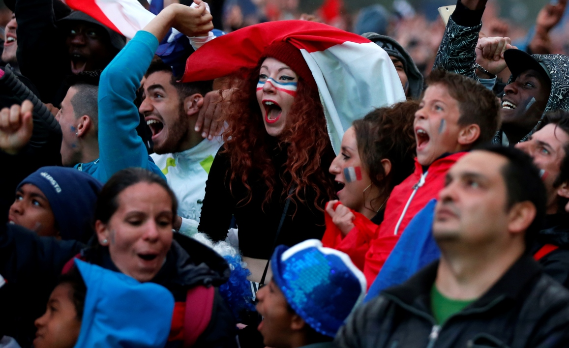 Euro 2016 - France-Islande : record d'audience pour M6