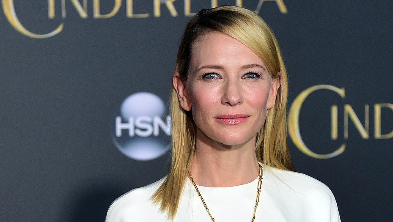 L'actrice Cate Blanchett adopte une petite fille