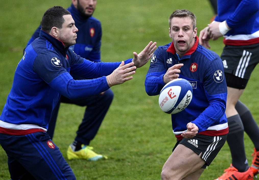 XV de France : O'Connor absent plusieurs semaines