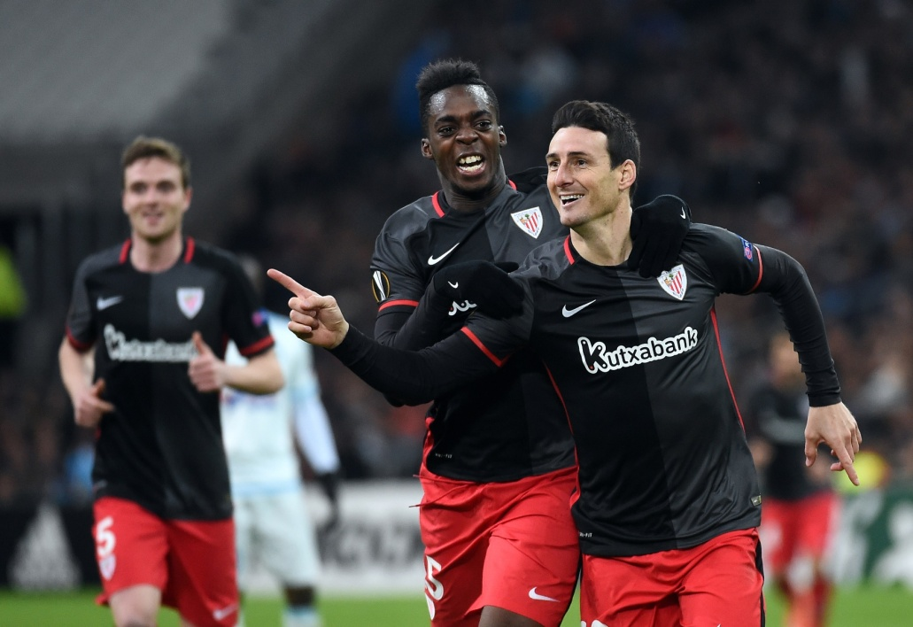 Williams et Aduriz