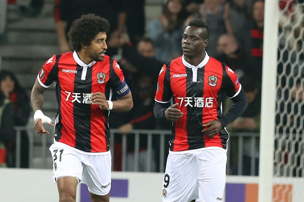 Balotelli offre la qualification à Nice — EL