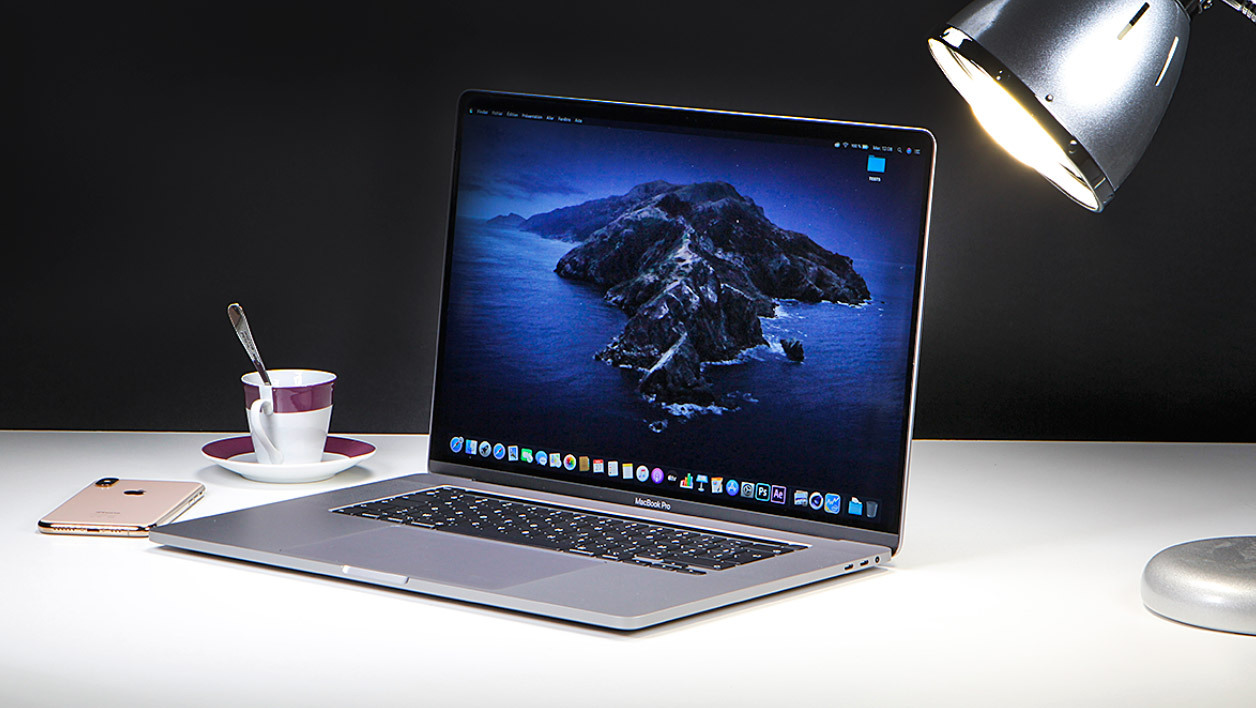 Apple MacBook Pro 16 pouces 2019 Core i9 2,3 GHz