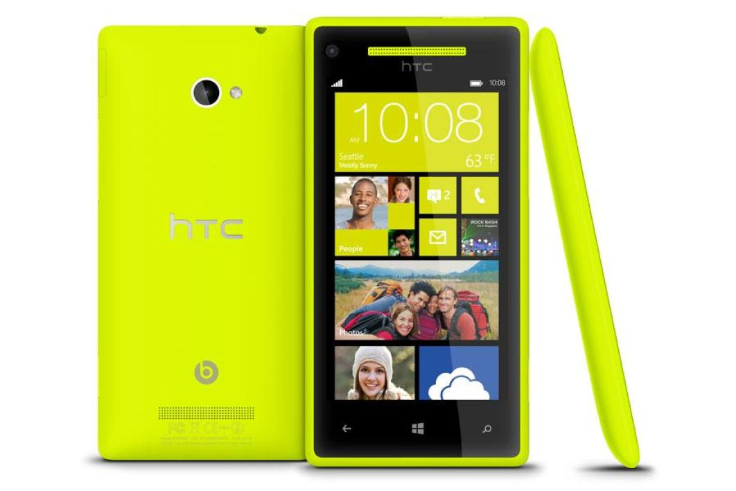 HTC Windows Phone 8X par HTC