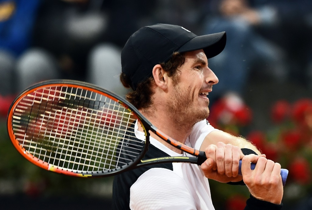 Rome (Masters 1000) : Murray s'offre Djoko pour son anniversaire