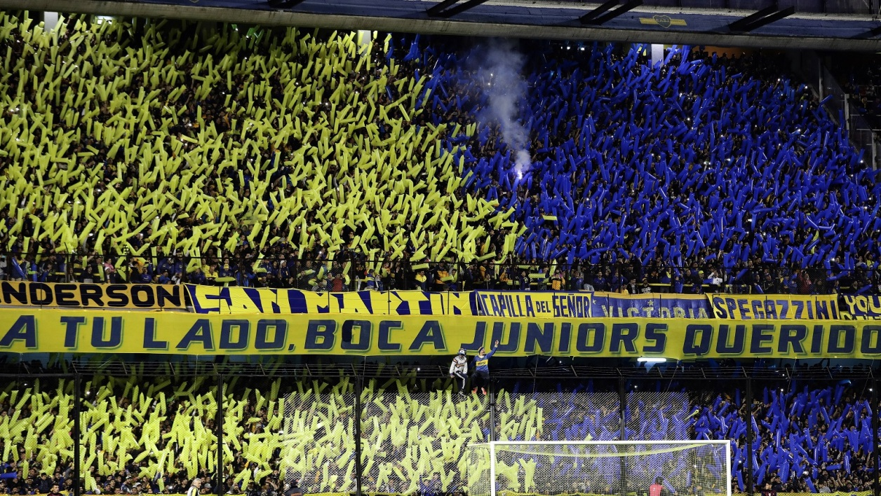 Supporters Boca Juniors
