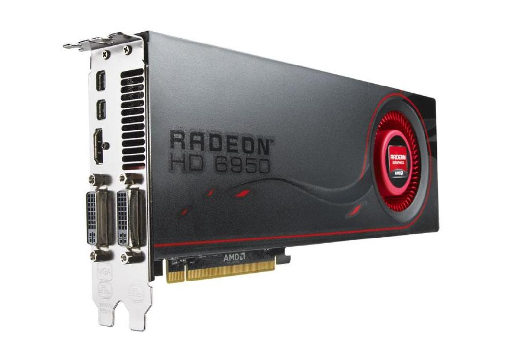 AMD Radeon HD 6950 1 Go