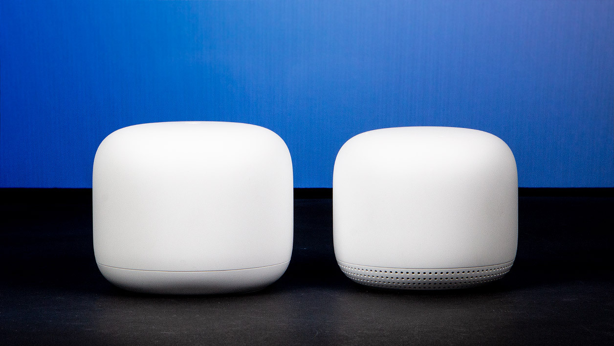 Google Nest WiFi (pack de 2)