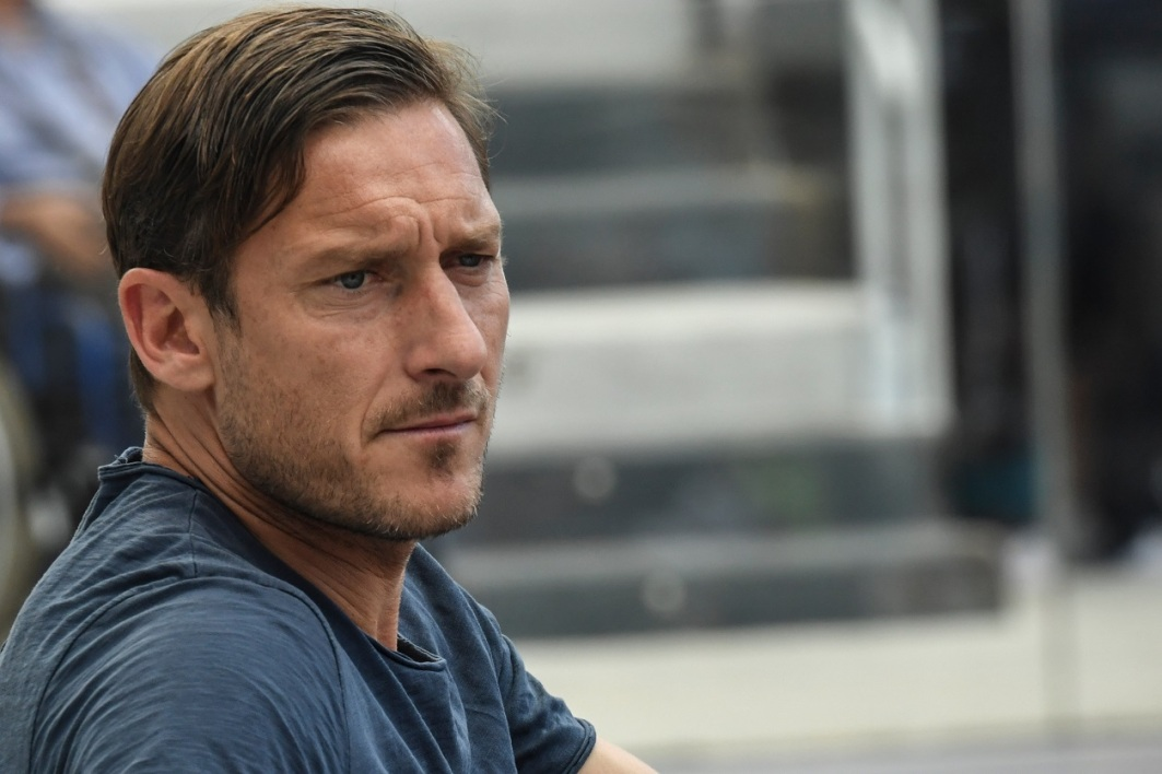 AS Rome : Totti raccroche les crampons !