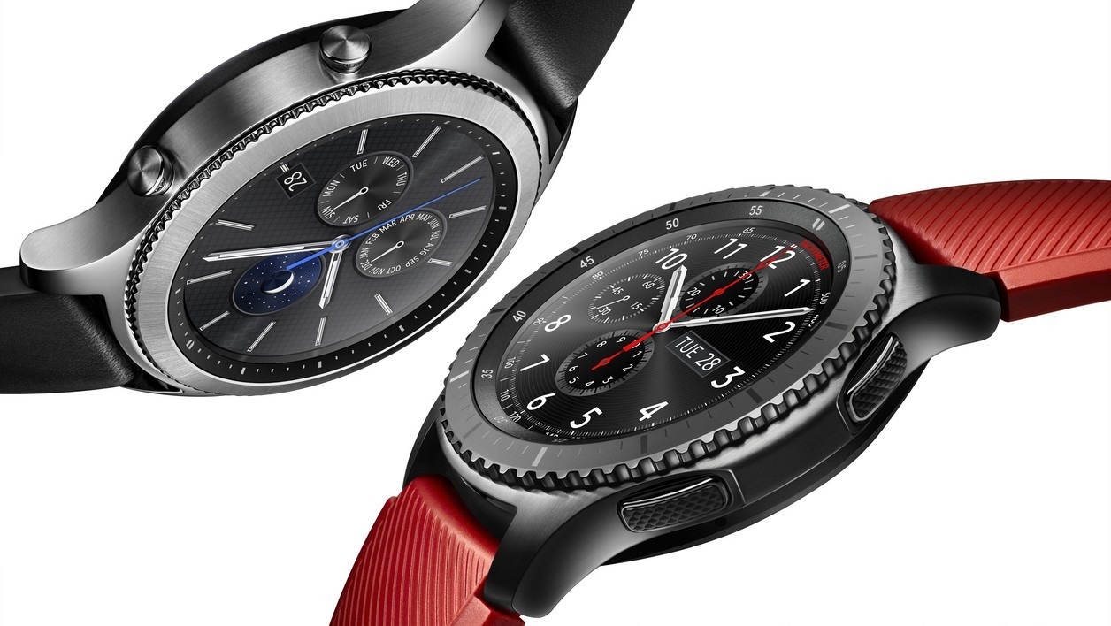 Samsung dévoile la Gear S3, la montre qui veut ringardiser l'Apple Watch
