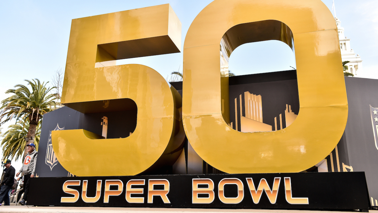 Super Bowl: la machine à cash