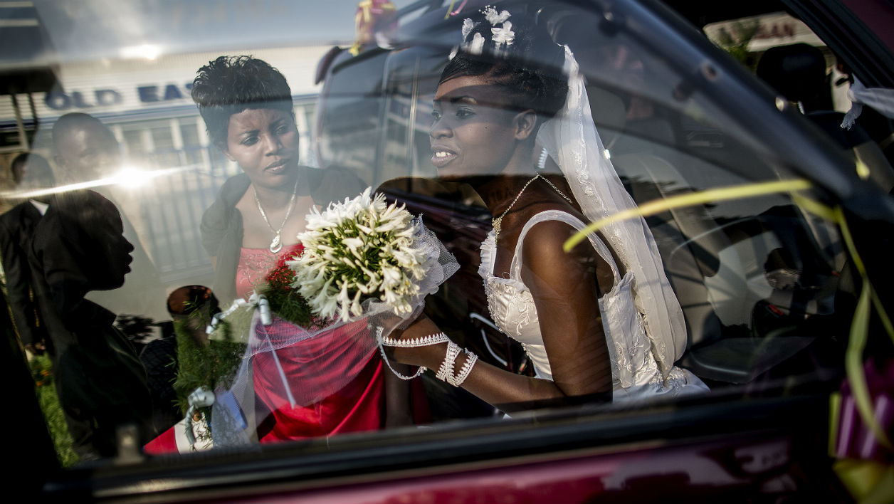 Un mariage à Bujumbra, au Burundi, en 2015 (photo d'illustration)