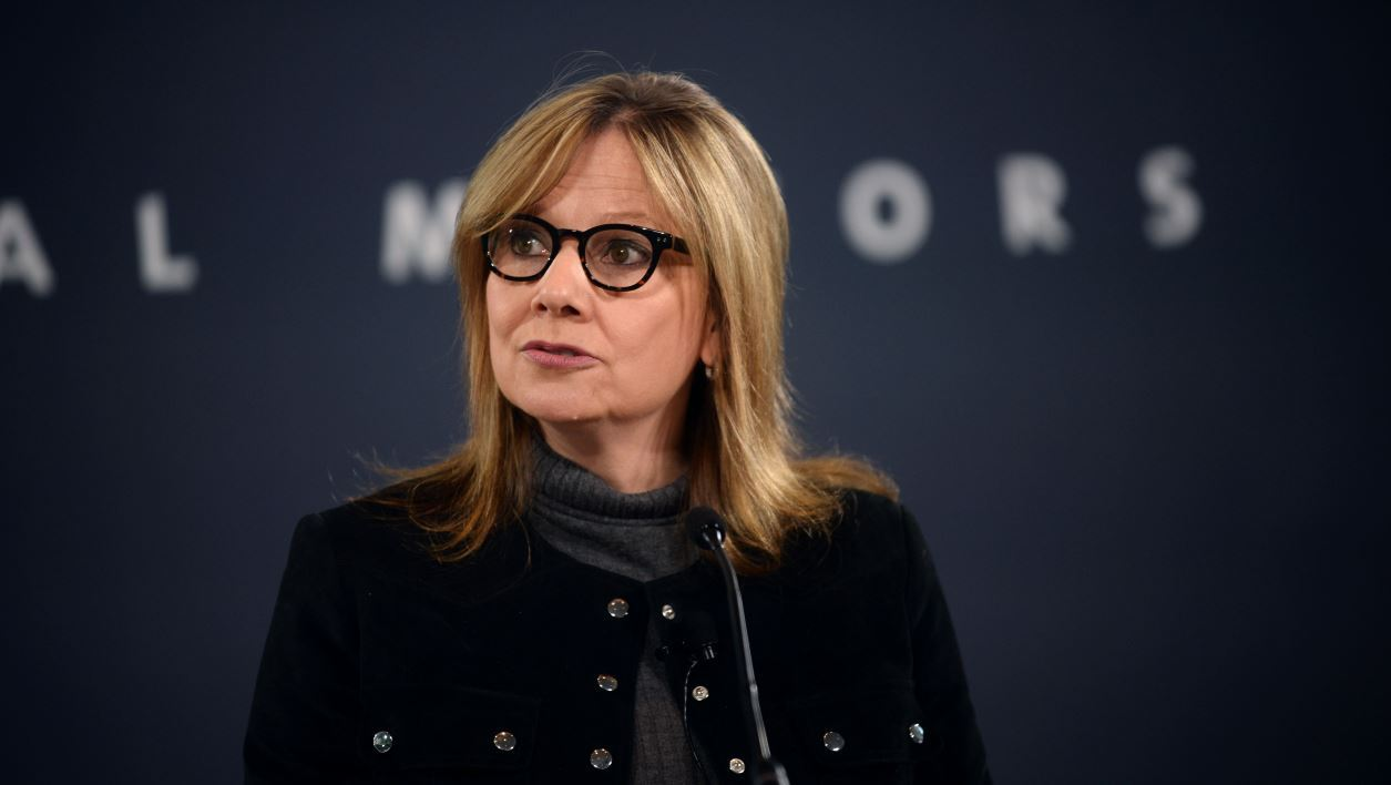 Mary Barra, la patronne de General Motors, resiste encore à Trump