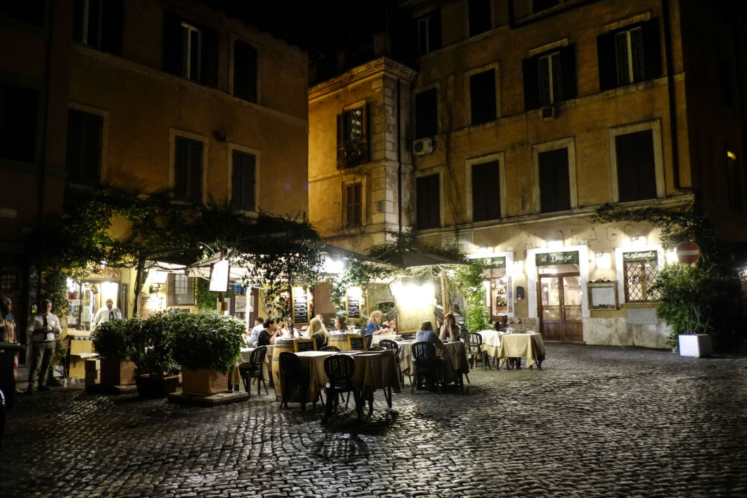 La mafia italienne tient plus de 5.000 restaurants en Italie. (Photo d'illustration)