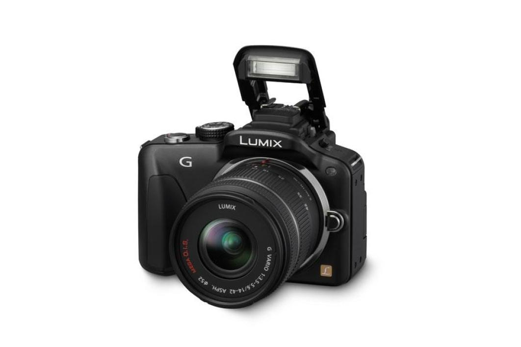 Panasonic Lumix DMC-G3