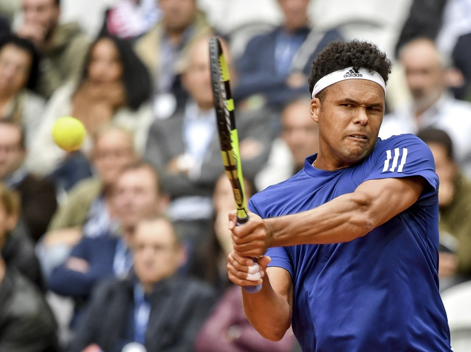 Jo-Wilfried Tsonga (France)