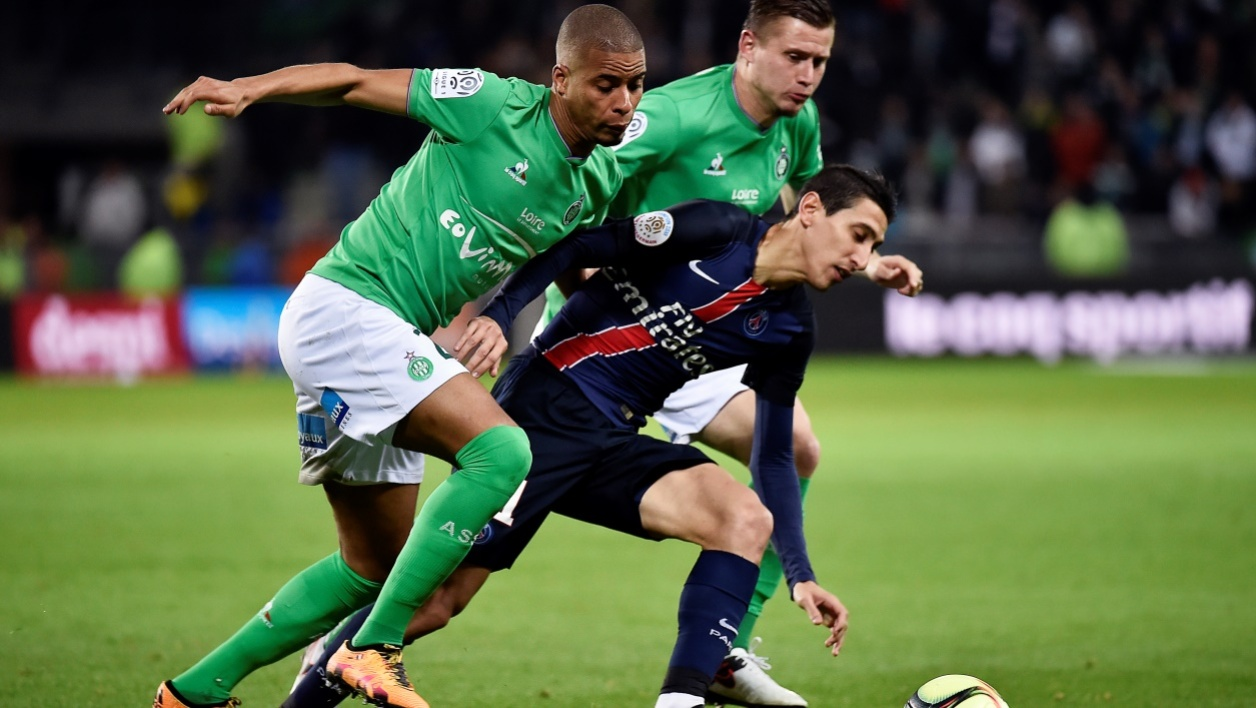 Saint-Etienne - PSG : les notes