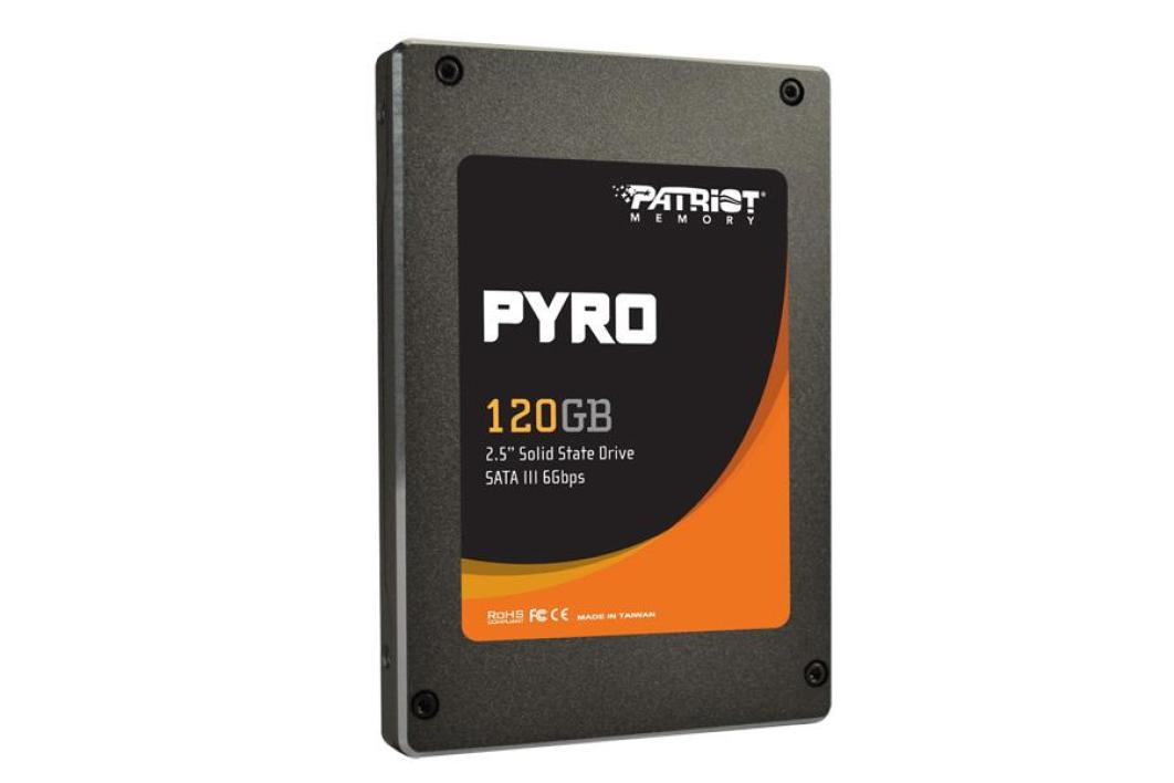 Patriot Memory Pyro 120 Go