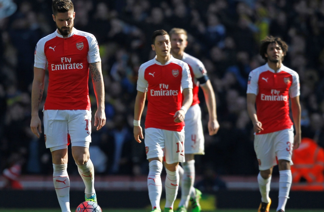 Coupe d'Angleterre : Watford assomme Arsenal